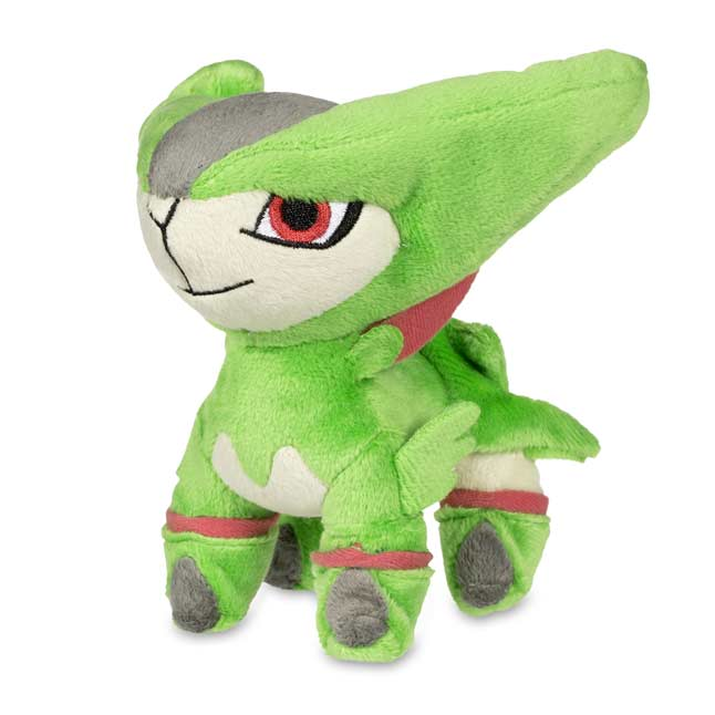 "Image for Virizion Poké Doll Plush (Standard Size) - 5"" from Pokemon Center"