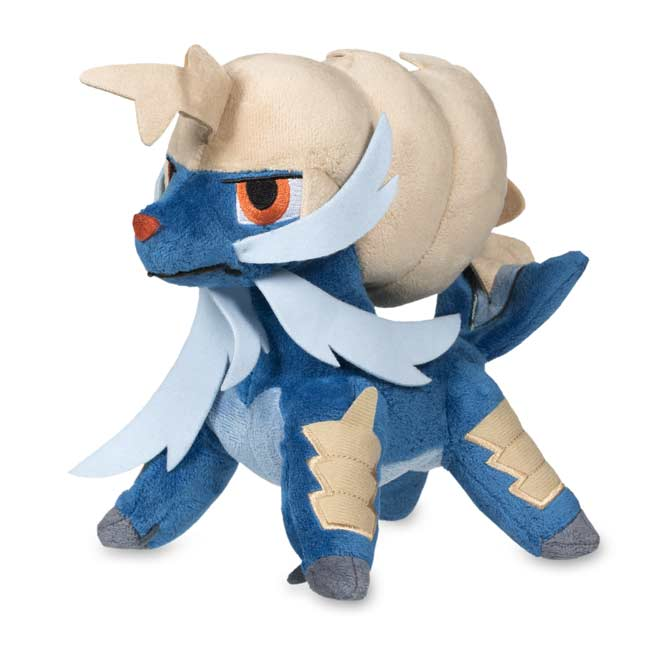 "Image for Samurott Poké Doll Plush (Large Size) - 9"" from Pokemon Center"