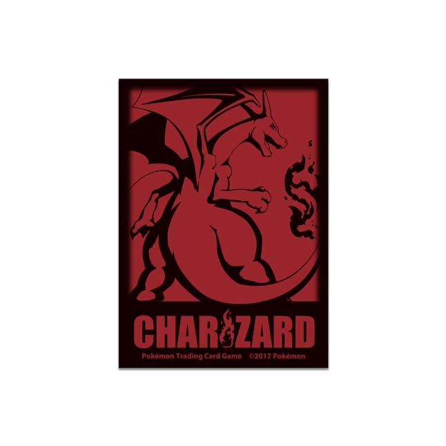 Image for Pokémon TCG: Charizard Card Sleeves (65 Sleeves) from Pokemon Center