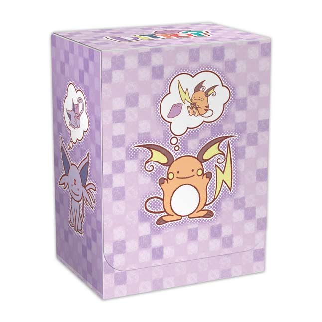 Image for Pokémon TCG: Ditto As... Deck Box from Pokemon Center