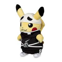 Image for Pikachu Team Skull Poké Plush (Standard) - 8 1/4 In. from Pokemon Center