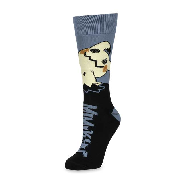 Image for Mimikyu Mid-Calf Socks (One Size—Adult) from Pokemon Center