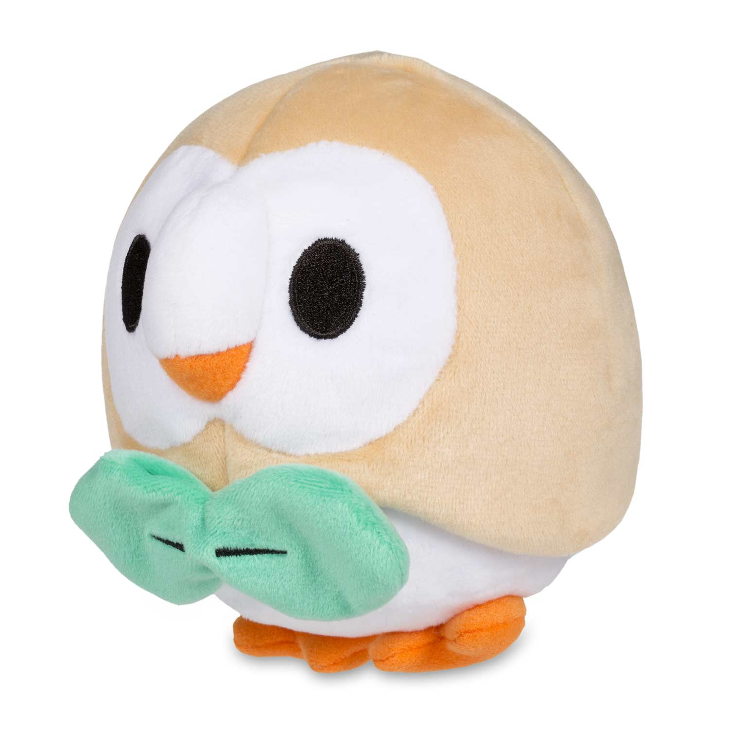 Rowlet Pokémon Dolls Plush Alola Pokémon Center Original