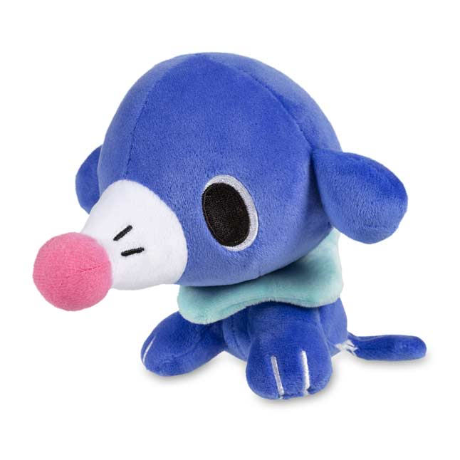 "Image for Popplio Pokémon Dolls - 5 1/2"" from Pokemon Center"