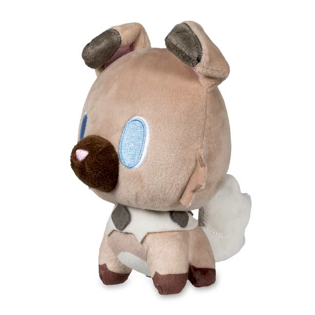 "Image for Rockruff Pokémon Dolls Plush - 5 1/2"" from Pokemon Center"