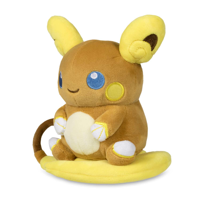 Alolan Raichu Pokémon Dolls Plush 6 702 02895