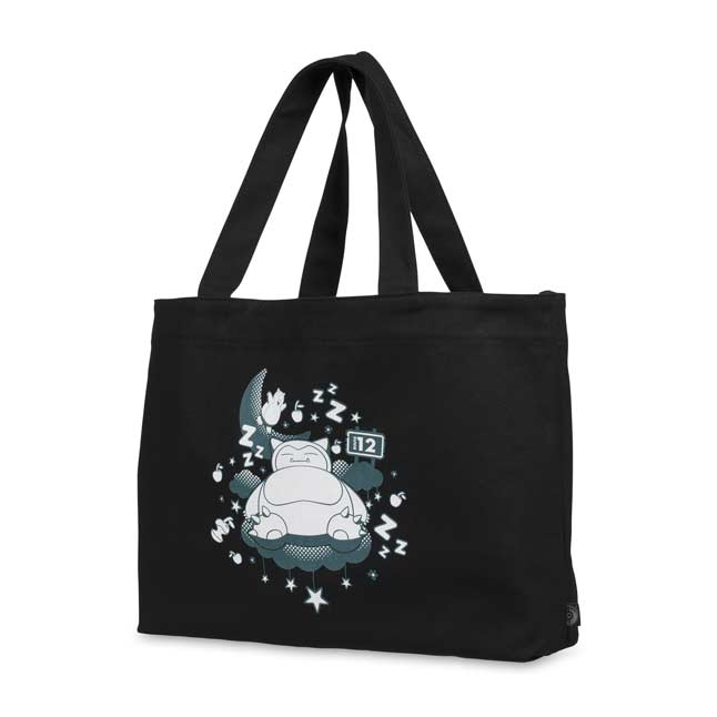 Image for Snoozing Snorlax Tote Bag from Pokemon Center