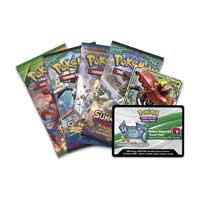 Image for Pokémon Trading Card Game: Island Guardians Tin with Tapu Bulu-GX from Pokémon Center