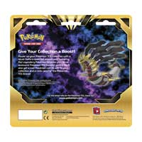 Pokémon TCG: 3 Booster Packs, Coin & Giratina Promo Card 4