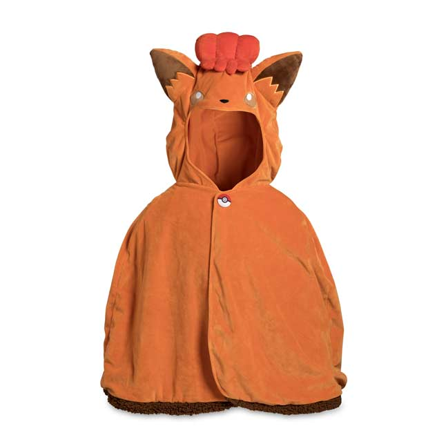 Image for Vulpix Plush Costume (One Size) - 33 In. from Pokemon Center