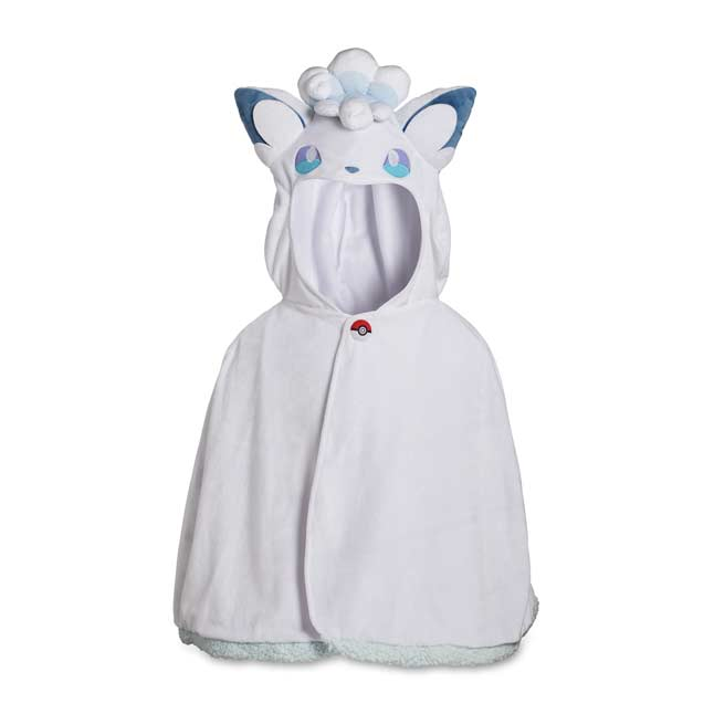 Image for Alolan Vulpix Plush Costume (One Size) - 34 In. from Pokemon Center