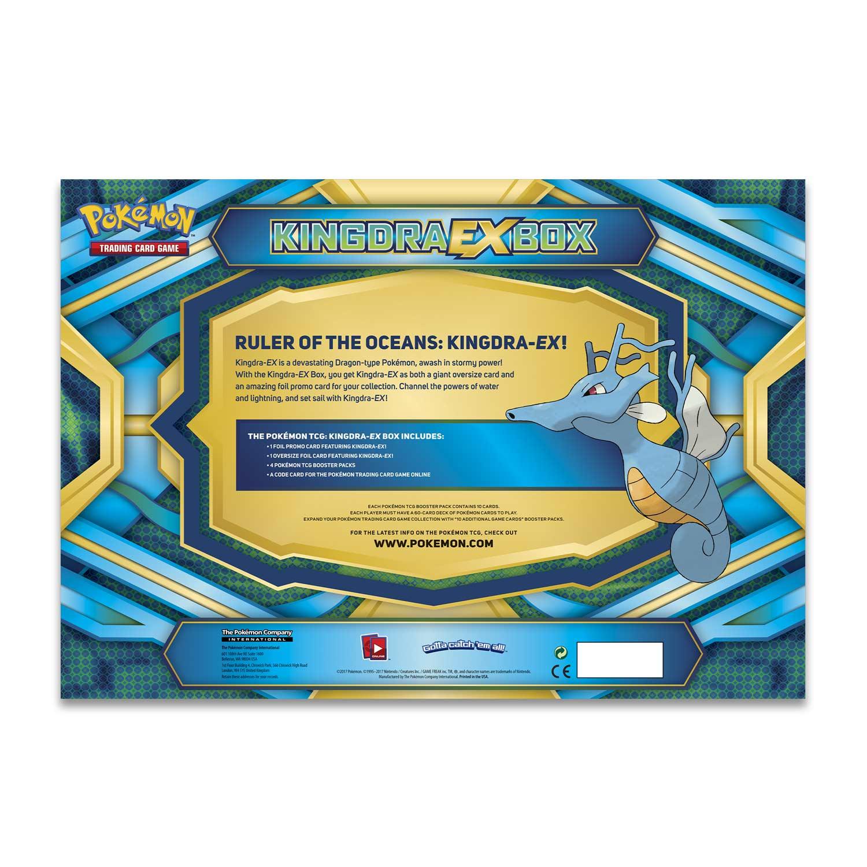Pokémon TCG: Kingdra-EX Box