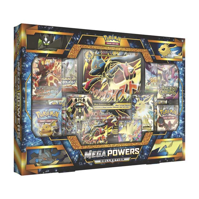 Image for Pokémon TCG: Mega Powers Collection from Pokemon Center