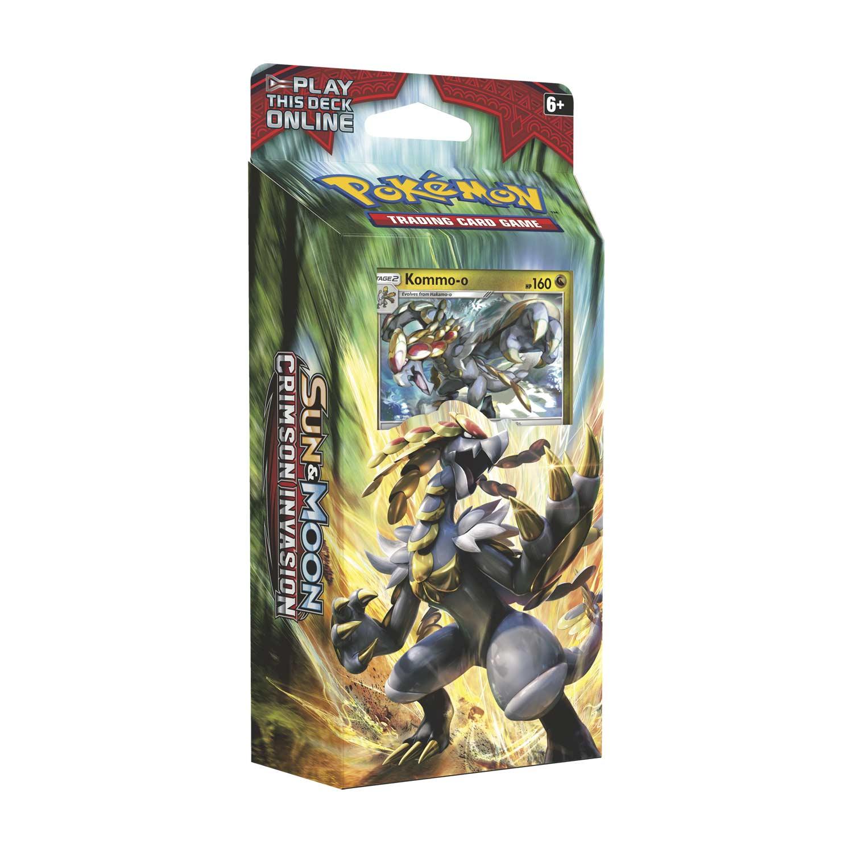 Pok 233 Mon Tcg Clanging Thunder Theme Deck