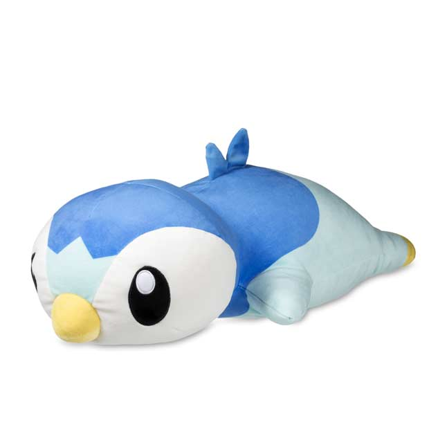 Image for Piplup Kuttari Cutie Plush (Jumbo Size) - 25 In. from Pokemon Center