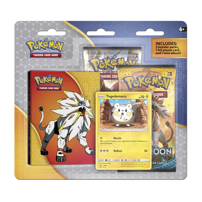 Image for Pokémon TCG: Mini Album 2-Pack Blister with Togedemaru Card from Pokemon Center