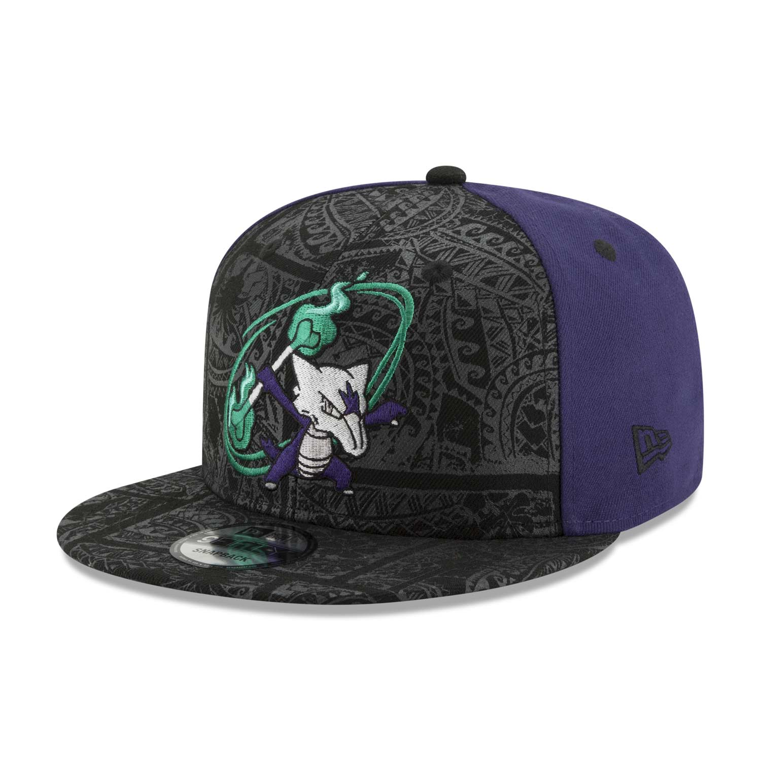 55d4e2ee3e14c5 Image for Fire Spinner Marowak 9FIFTY Baseball Cap by New Era (One  Size-Adult
