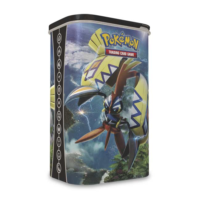 Image for Pokémon TCG: Tapu Koko Deck Shield with 2 Booster Packs from Pokemon Center