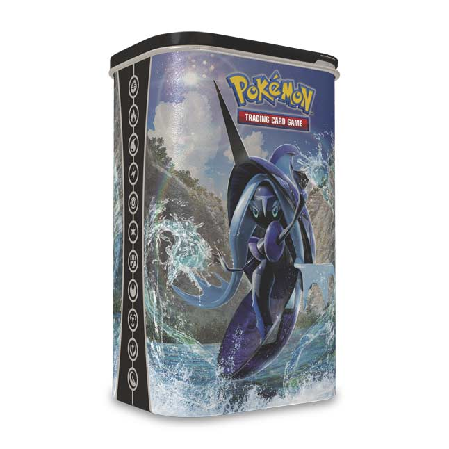 Image for Pokémon TCG: Tapu Fini Deck Shield with 2 Booster Packs from Pokemon Center