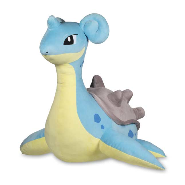 Image for Lapras Poké Plush (Jumbo) - 34 In. from Pokemon Center