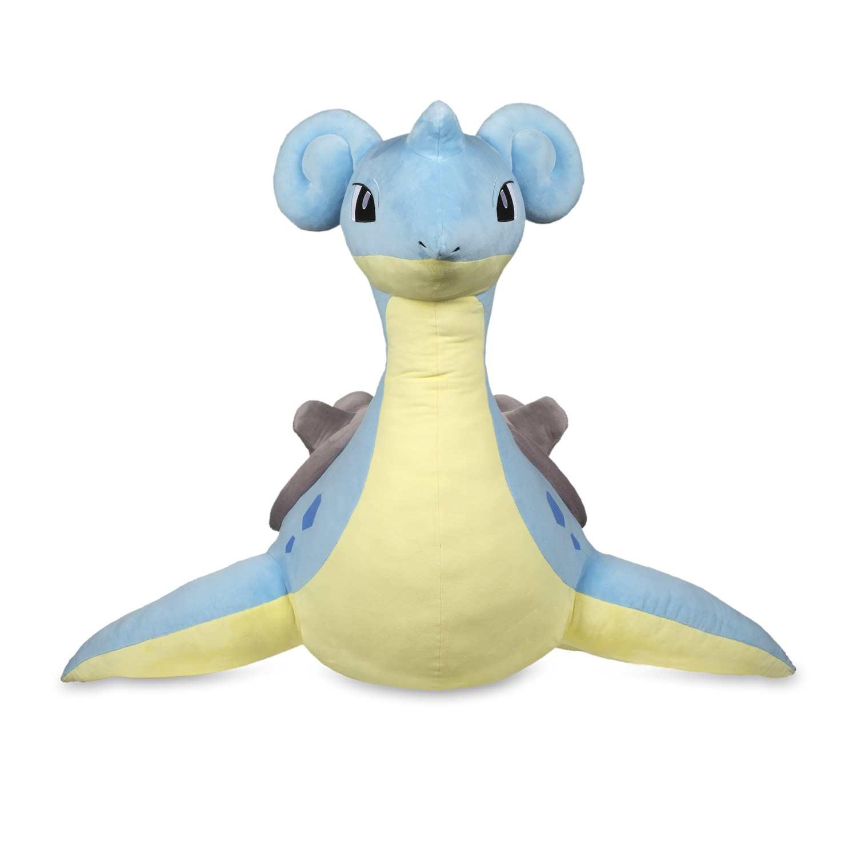 "Pokemon Center Large Lapras Plush Doll Stuffed Toy Figure Gift 19/"""