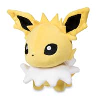 Jolteon Pokémon Dolls Plush - 6.5 In.