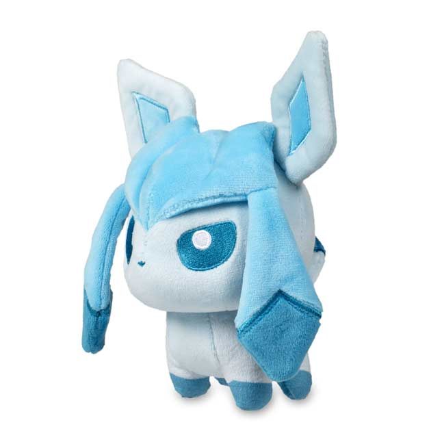 Image for Glaceon Pokémon Dolls Plush - 7 In. from Pokemon Center