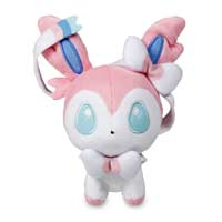 Image for Sylveon Pokémon Dolls Plush - 7.5 In. from Pokemon Center