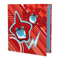 Pokémon TCG: Rotom Dex D-Ring Binder - 1 In.