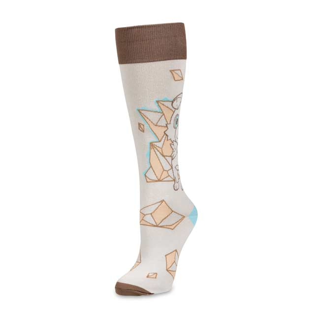 Image for Rockruff Mid-Calf Socks (One Size-Adult) from Pokemon Center