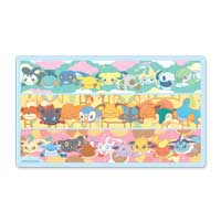 Pokémon TCG: Kuttari Cuties Playmat
