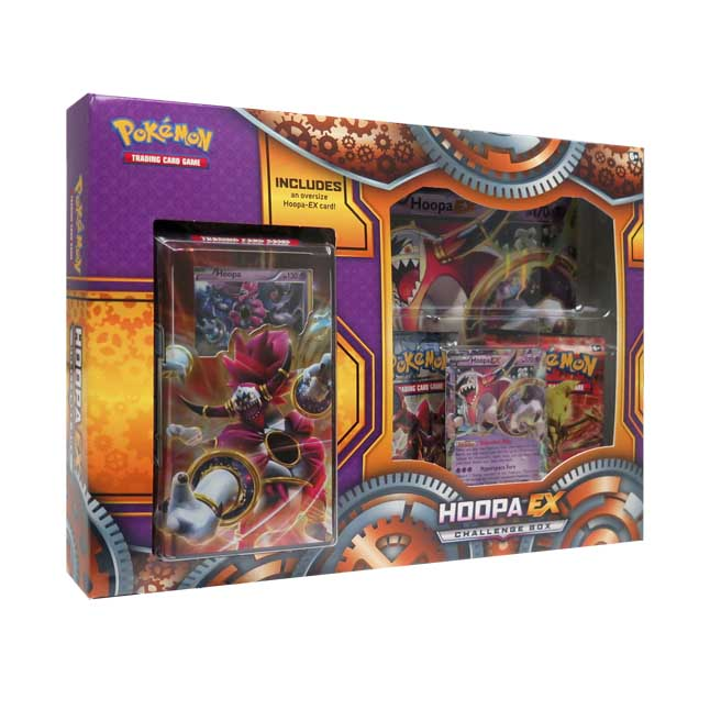 Image for Pokémon TCG: Hoopa-EX Challenge Box from Pokemon Center