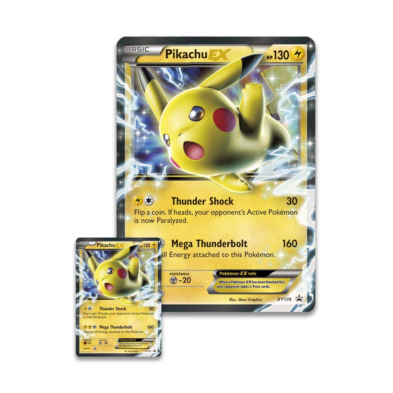 Pokémon Tcg Pikachu Ex Challenge Box