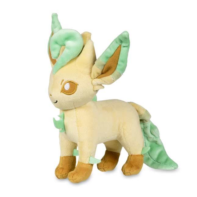Image for Leafeon Poké Plush (Standard) - 8.5 In. from Pokemon Center