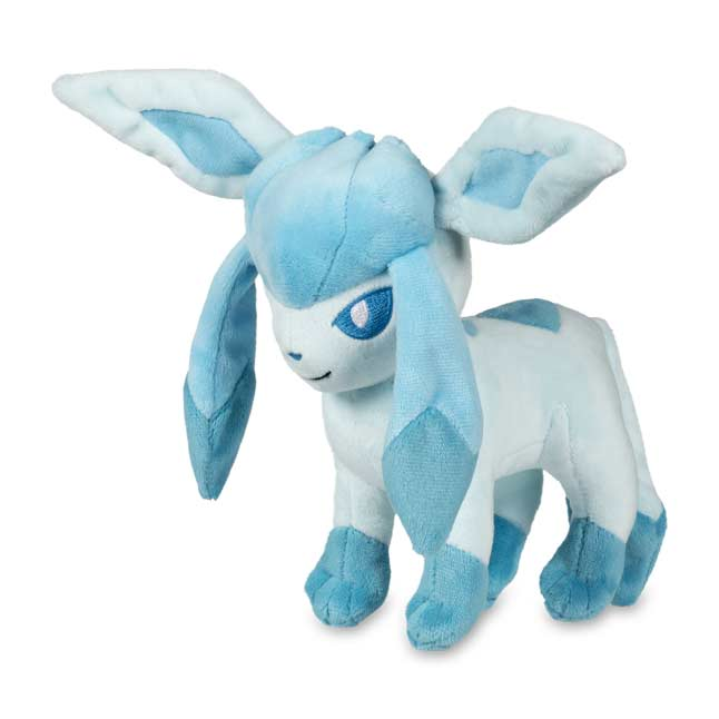 Image for Glaceon  Poké Plush (Standard) - 7 1/4 In. from Pokemon Center