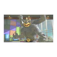 Pokkén Tournament DX Video Game Rated E 10+ Fantasy Violence