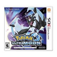 Pokémon Ultra Moon Video Game