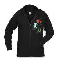 Image for First Partner Power Fitted Hoodie - Adult from Pokemon Center