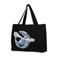 Ho-Oh & Lugia Mosaic Guardians Tote Bag