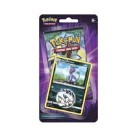 Image for Pokémon TCG: Spooky Booster with Bonus Alolan Persian Promo Card and Coin from Pokemon Center