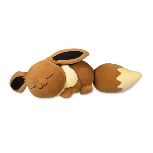 Image for Sleeping Eevee Poké Plush - 22 In. from Pokemon Center