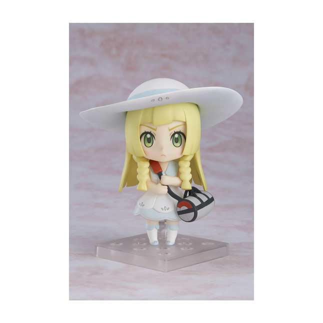 Image for EXCLUSIVE Nendoroid: Lillie Figure with Cosmog (Preorder Ends July 26) from Pokemon Center