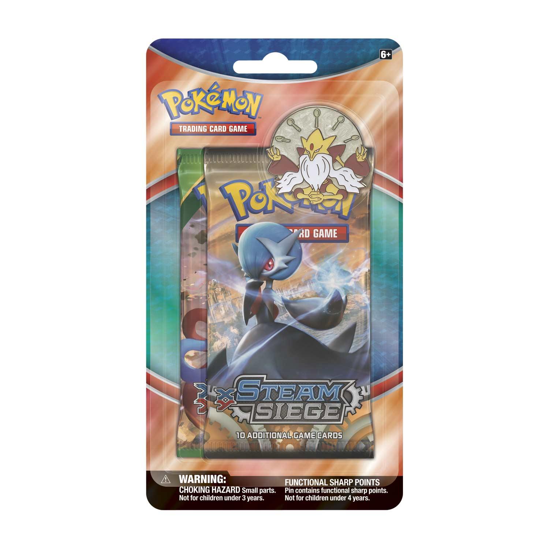 Pokémon Tcg Mega Alakazam Collectors Pin With 2 Booster Packs