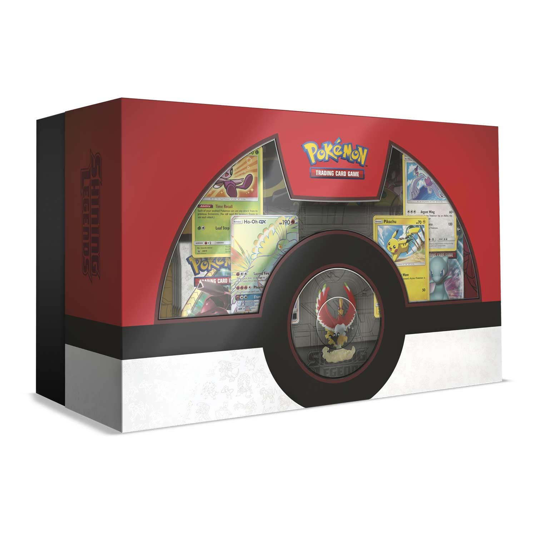 pokémon tcg shining legends super premium collection ho oh