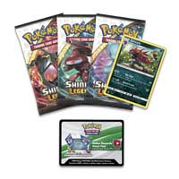 Image for Pokémon TCG: Shining Legends Pin Collection-Zoroark from Pokemon Center