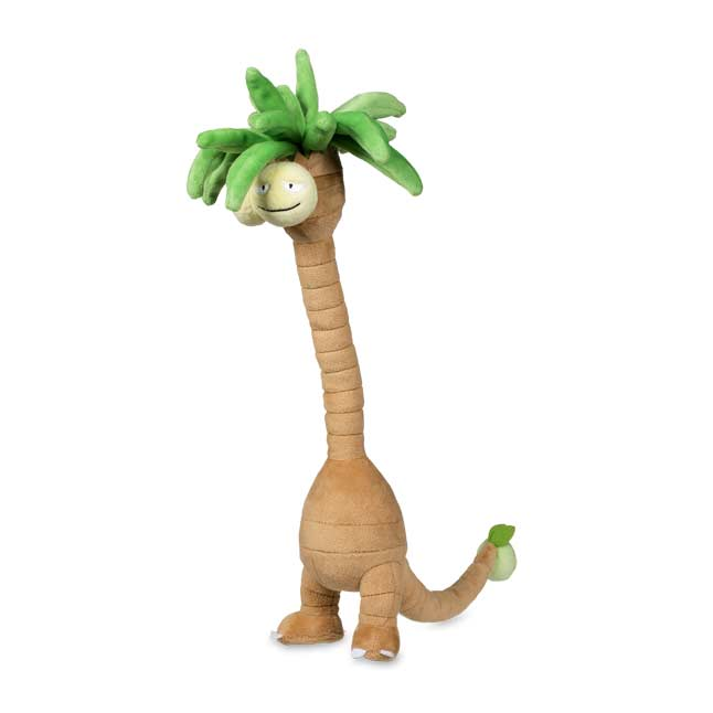 Image for Alolan Exeggutor Poké Plush - 13 In. from Pokemon Center