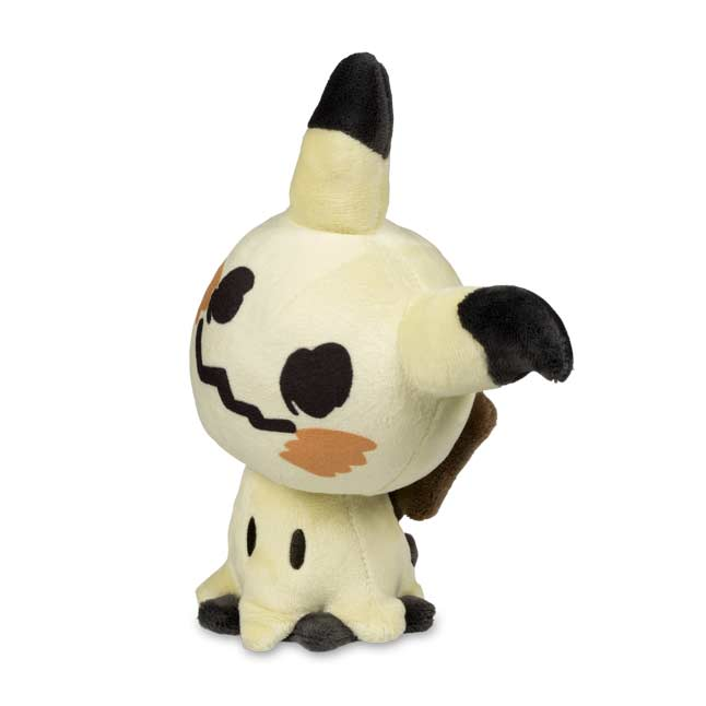 Image for Mimikyu Pokémon Dolls Plush - 7 In. from Pokemon Center