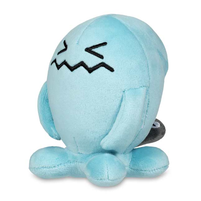 Image for Wobbuffet Pokémon Dolls Plush - 5 In. from Pokemon Center