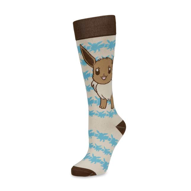 Image for Eevee Socks (One Size—Adult) from Pokemon Center