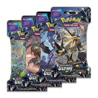 Pokémon TCG: Sun & Moon-Ultra Prism Sleeved Booster Pack
